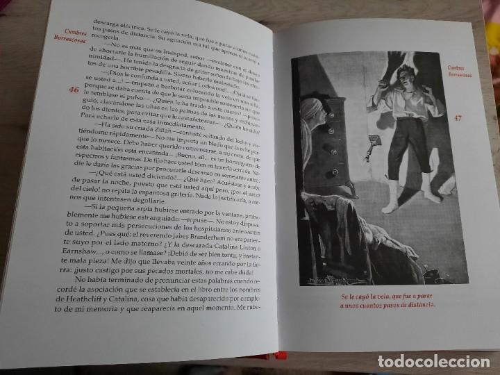 Libros de segunda mano: Cumbres borrascas. Emily Bronte - Foto 2 - 211530065