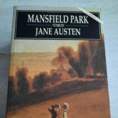 Libros de segunda mano: MANSFIELD PARK. JANE AUSTEN. Lote 211552600