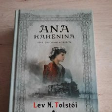 Libros de segunda mano: ANA KARENINA. LEV N. TOLSTOI. Lote 211552821