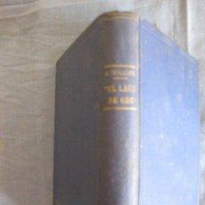 Libros de segunda mano: ANTHONY TROLLOPE. EL LEON DE ORO. EDICIONES ASTARTE 1945.. Lote 211580960