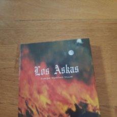 Libros de segunda mano: LOS ASKAS CARLOS MARTÍNEZ VILLAR. Lote 211591847