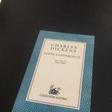 Libros de segunda mano: DICKENS - DAVID COPPERFIELD - AUSTRAL. Lote 211592865