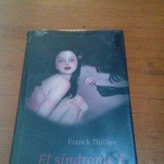 Libros de segunda mano: EL SÍNDROME E. FRANCK THILLIEZ. CIRCULO DE LECTORES. NUEVO PRECINTADO. EST2B4. Lote 211594811