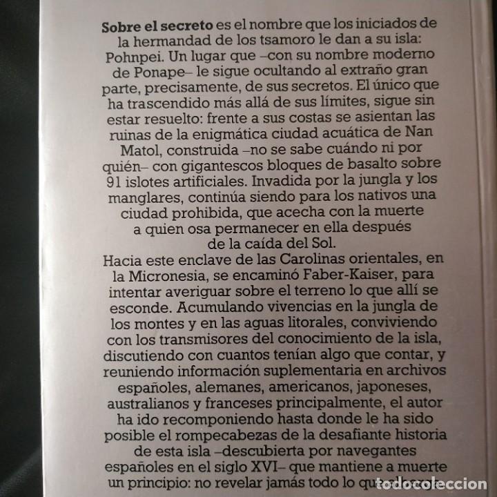 Libros de segunda mano: Sobre el Secreto - Andreas Faber-Kaiser - Foto 2 - 211700659