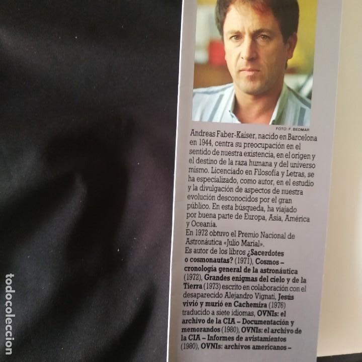 Libros de segunda mano: Sobre el Secreto - Andreas Faber-Kaiser - Foto 5 - 211700659