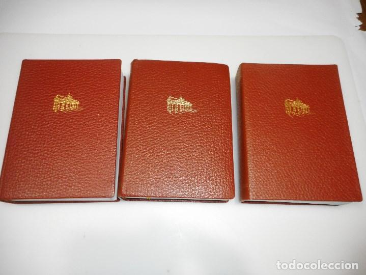 VV.AA MAESTROS ALEMANES (3 TOMOS ) Q1993T (Libros de Segunda Mano (posteriores a 1936) - Literatura - Narrativa - Otros)