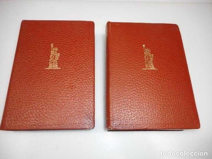 VV.AA MAESTROS NORTEAMERICANOS (2 TOMOS SUELTOS) Q1995T (Libros de Segunda Mano (posteriores a 1936) - Literatura - Narrativa - Otros)