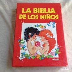 Libros de segunda mano: LA BIBLIA DE LOS NIÑOS 3 TOMOS. Lote 212614090