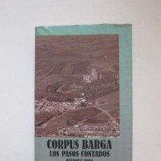 Livros em segunda mão: LOS PASOS CONTADOS 3 - CORPUS BARGA. Lote 212680638