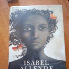 Libros de segunda mano: ISABEL ALLENDE. LA ISLA BAJO EL MAR / 1º EDICION AGOSTO 2009. Lote 212757598