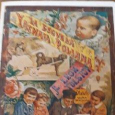 Libros de segunda mano: LA ESCUELA DE YASNAIA POLIANA.LEON TOLSTOY. OLAÑETA 1978. Lote 212999337