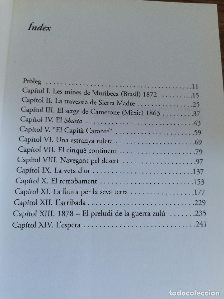 Libros de segunda mano: LOR I LES ARENES (CRISTÒFOL CARRIÓ I VILLALONGA) - Foto 3 - 213075615