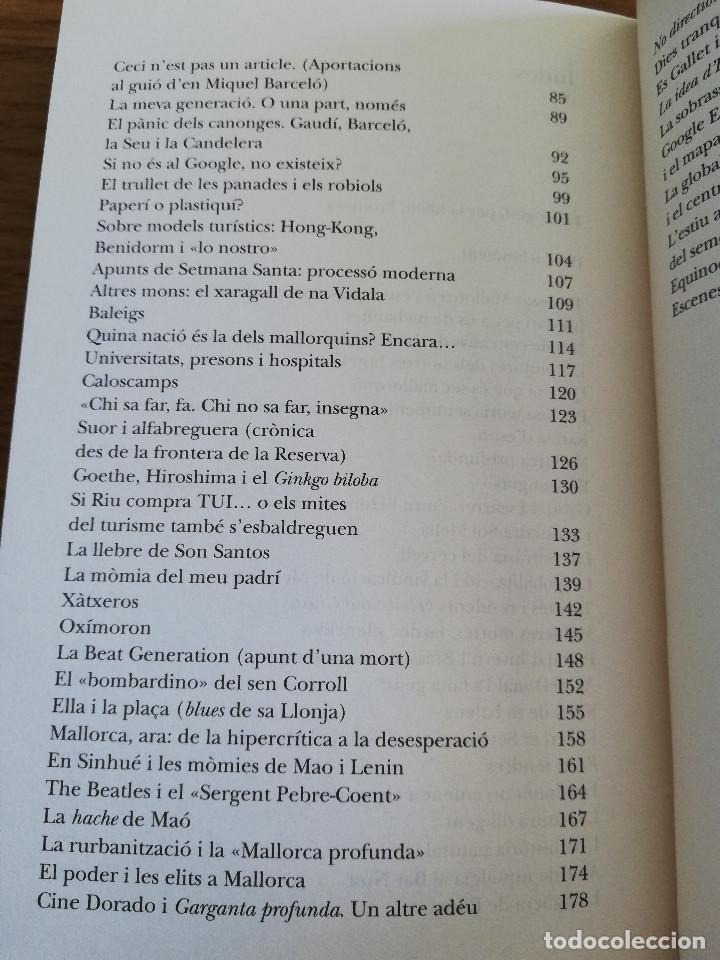 Libros de segunda mano: TALAIA ALTA (CLIMENT PICORNELL) - Foto 4 - 213075977