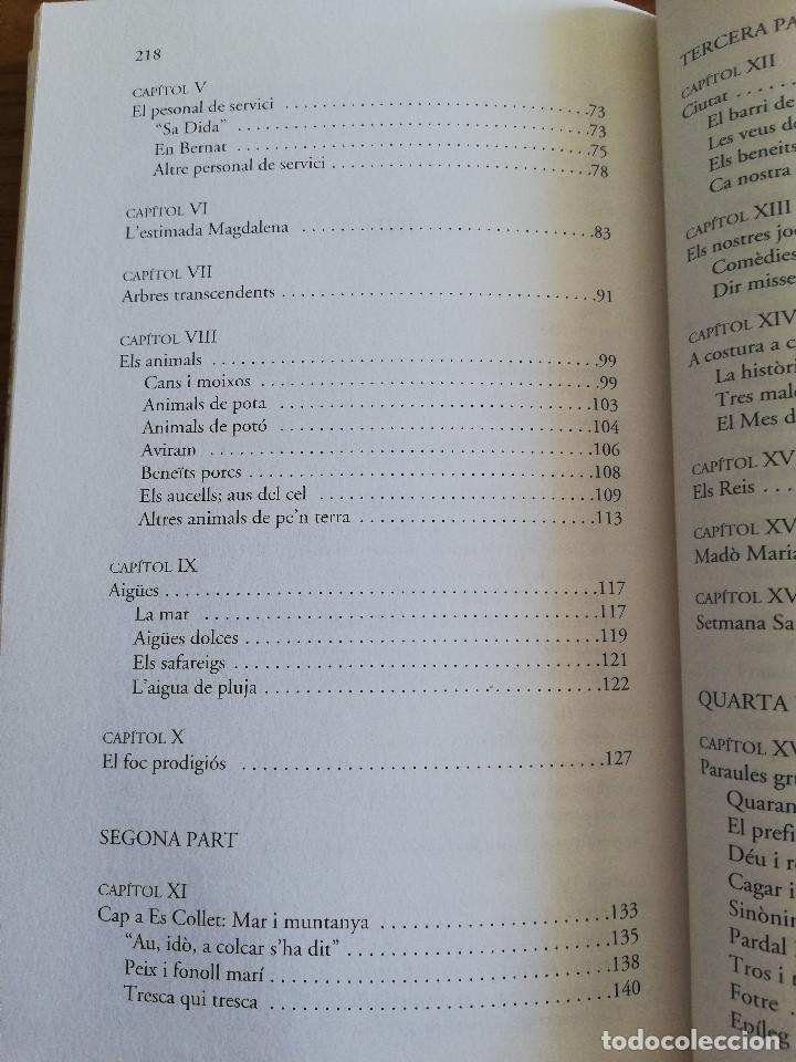 Libros de segunda mano: LA VEU DE LES ARRELS (MARIANO MORAGUES RIBAS DE PINA) - Foto 5 - 213077086