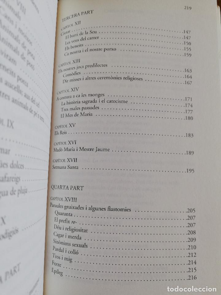 Libros de segunda mano: LA VEU DE LES ARRELS (MARIANO MORAGUES RIBAS DE PINA) - Foto 6 - 213077086