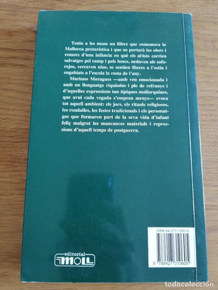 Libros de segunda mano: LA VEU DE LES ARRELS (MARIANO MORAGUES RIBAS DE PINA) - Foto 7 - 213077086