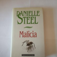 Libros de segunda mano: MALICIA DANIELLE STEEL REF 24603. Lote 213093438