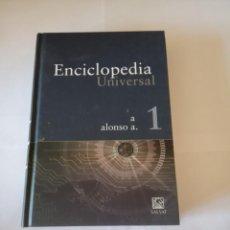 Libros de segunda mano: ENCICLOPEDIA UNIVERSAL 1 SALVAT REF 24603. Lote 213093807