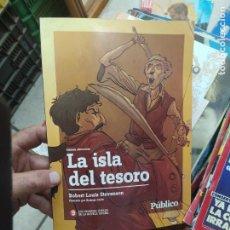 Libros de segunda mano: LA ISLA DEL TESORO, R. L. STEVENSON. REV-214. Lote 213173285