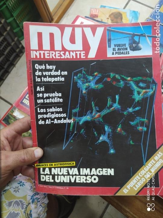 REVISTA MUY INTERESANTE Nº 86, JULIO 1988. REV-216 (Libros de Segunda Mano (posteriores a 1936) - Literatura - Narrativa - Otros)