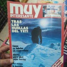 Libros de segunda mano: REVISTA MUY INTERESANTE Nº 57, FEBRERO 1986. REV-217. Lote 213173640