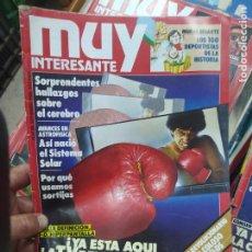 Libros de segunda mano: REVISTA MUY INTERESANTE Nº 88, SEPTIEMBRE 1988. REV-219. Lote 213173811