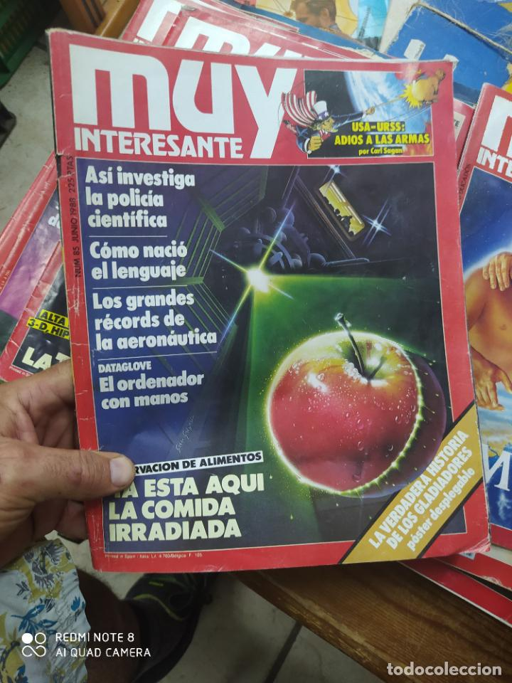 REVISTA MUY INTERESANTE Nº 85, JUNIO 1988. REV-220 (Libros de Segunda Mano (posteriores a 1936) - Literatura - Narrativa - Otros)