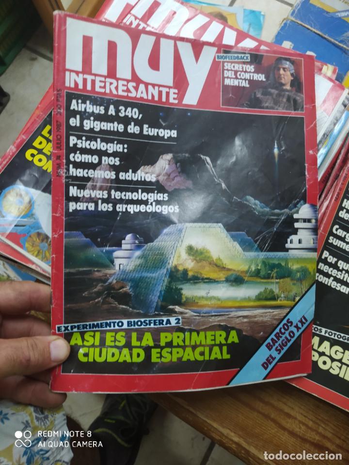 REVISTA MUY INTERESANTE Nº 74, JULIO 1987. REV-224 (Libros de Segunda Mano (posteriores a 1936) - Literatura - Narrativa - Otros)