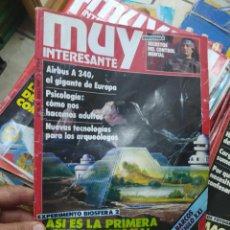 Libros de segunda mano: REVISTA MUY INTERESANTE Nº 74, JULIO 1987. REV-224. Lote 213174305