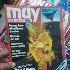Libros de segunda mano: REVISTA MUY INTERESANTE Nº 41, 1984. REV-225. Lote 213174381