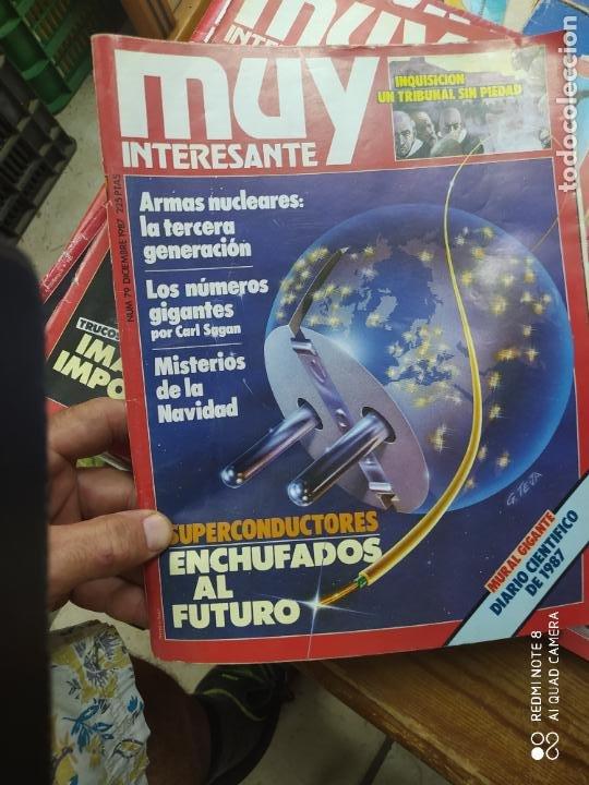 REVISTA MUY INTERESANTE Nº 79, DICIEMBRE 1987. REV-226 (Libros de Segunda Mano (posteriores a 1936) - Literatura - Narrativa - Otros)