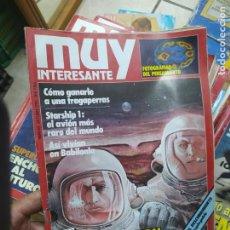 Libros de segunda mano: REVISTA MUY INTERESANTE Nº 65, OCTUBRE 1986. REV-227. Lote 213174586