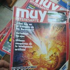 Libros de segunda mano: REVISTA MUY INTERESANTE Nº 67, DICIEMBRE 1986. REV-229. Lote 213174831