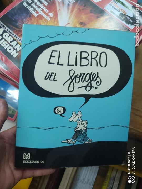 EL LIBRO DEL FORGES. L.1405-888 (Libros de Segunda Mano (posteriores a 1936) - Literatura - Narrativa - Otros)