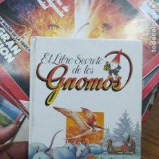 Libros de segunda mano: EL LIBRO SECRETO DE LOS GNOMOS. L.1405-889. Lote 213175000