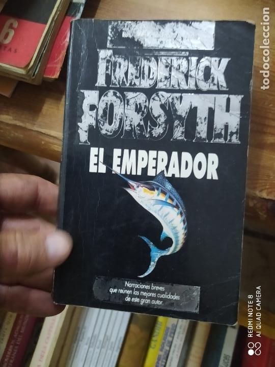 EL EMPERADOR, FREDERICK FORSYTH. L.1405-896 (Libros de Segunda Mano (posteriores a 1936) - Literatura - Narrativa - Otros)
