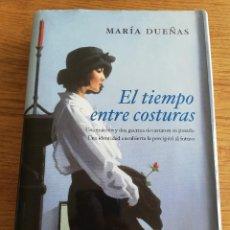 Libros de segunda mano: EL TIEMPO ENTRE COSTURAS (MARÍA DUEÑAS). Lote 213374597