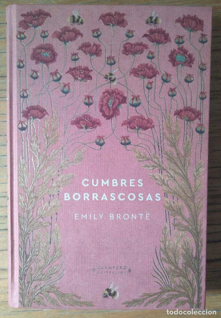 CUMBRES BORRASCOSAS - EMILY BRONTË - EDICIÓN COLECCIONISTA (Libros de Segunda Mano (posteriores a 1936) - Literatura - Narrativa - Otros)