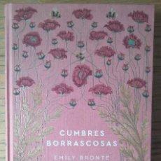 Libros de segunda mano: CUMBRES BORRASCOSAS - EMILY BRONTË - EDICIÓN COLECCIONISTA. Lote 213525790
