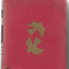 Libros de segunda mano: LOS DÍAS COMO PÁJAROS. DE LUCIANO CASTAÑÓN.. Lote 213659871