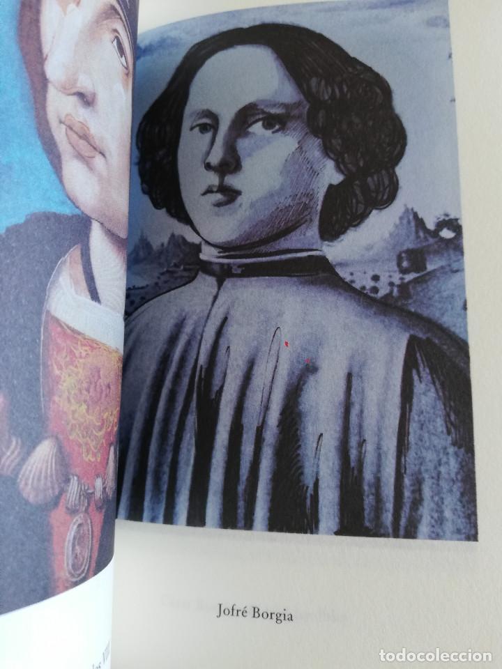 Libros de segunda mano: LUCRECIA BORGIA, LA HIJA DEL PAPA (DARIO FO) - Foto 6 - 213701297