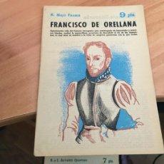 Libros de segunda mano: NOVELAS Y CUENTOS 1798 FRANCISCO DE ORELLANA (MAJO FRAMIS) (COIB123). Lote 213731448
