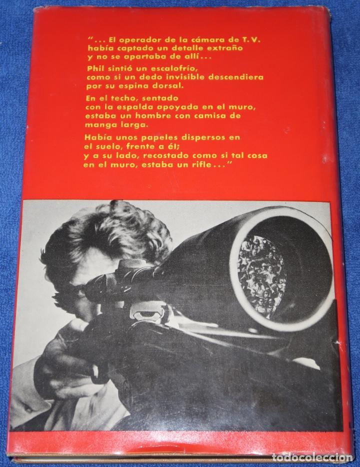 Libros de segunda mano: Panico en el estadio - George LaFontaine - Lasser Press Mexicana - 1ª edición (1976) - Foto 3 - 213758455
