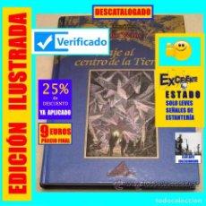 Libros de segunda mano: VIAJE AL CENTRO DE LA TIERRA LOS VIAJES EXTRAORDINARIOS - JULIO VERNE - RUEDA - EXCELENTE - 9 EUROS. Lote 213829691
