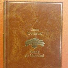 Libros de segunda mano: SEÑAS DE IDENTIDAD. JUAN GOYTISOLO. EDITORIAL PLANETA. Lote 213890530