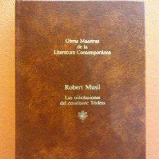 Libros de segunda mano: LAS TRIBULACIONES DEL ESTUDIANTE TÖRLESS. ROBERT MUSIL. EDITORIAL SEIX BARRIAL. Lote 213890636