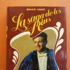 Libros de segunda mano: DESIDERIO I. LA SAGA DE LOS RIUS Nº 3. IGNACIO AGUSTÍ. EDITORIAL PLANETA. Lote 213890766