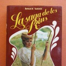 Libros de segunda mano: MARIONA REBULL. LA SAGA DE LOS RIUS Nº 1. IGNACIO AGUSTÍ. EDITORIAL PLANETA. Lote 213890810