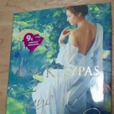 Libros de segunda mano: TUYA A MEDIANOCHE - LISA KLEYPAS. Lote 213932161