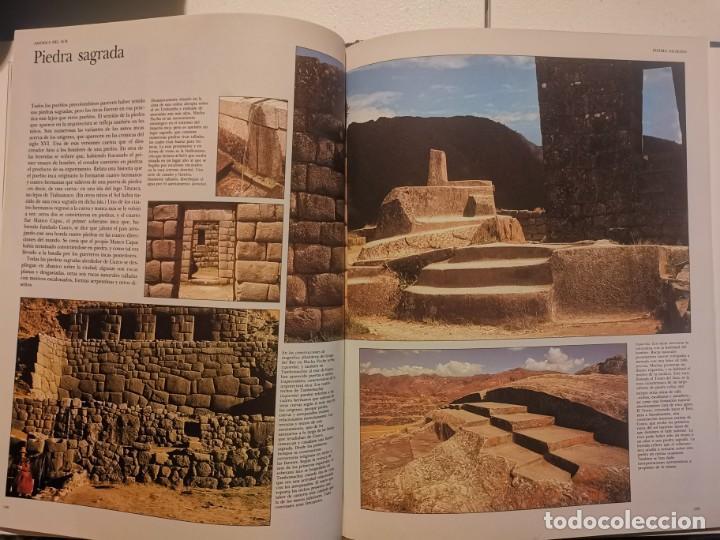 Libros de segunda mano: Atlas Culturales Del Mundo - América Antigua Civilizaciones Precolombinas Volumen II - Snow Y Benson - Foto 4 - 213989481